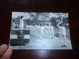 BC5-3-1 LC163 Carte Photo Malaysia Défilé Militaire Kota Tinggi District Officer 1961 - Malaysia