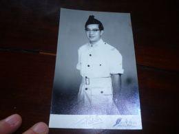 BC5-3-1 LC163 Carte Photo Malaysia Militaire 1962 - Malaysia