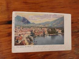 Un Saluto Da Riva 1899 - Trento