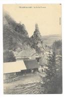VILLARD-DE-LANS  (cpa 38)  La Roche Pointue - - L 1 - Villard-de-Lans