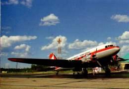 Douglas DC-3 Northwest Territorial Airways Airlines DC 3 Aviation - 1946-....: Era Moderna