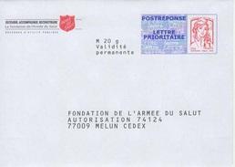 Pret A Poster Reponse (PAP) Armée Du Salut - Agr. 15P161 - PAP: Antwort/Ciappa-Kavena
