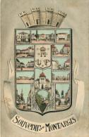 Dép 45 - Montargis - Souvenir - état - Montargis