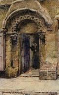 LINCOLN  DOORWAY JEWS-HOUSE   2 SCAN    (VIAGGIATA) - Lincoln