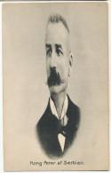 Anamorphic Picture  King Peter Of Serbia Roi De Serbie  Edit Stenders 8013 - Fotografie