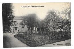 SAINT-SULPICE-LAURIERE  (cpa 87)    - L 1 - France