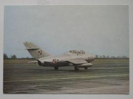 Polish Trainer Lim -5 Uti - 1946-....: Moderne