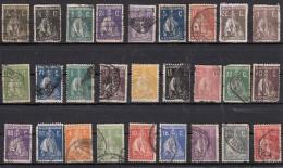 Portugal Ceres 41 Valeurs - 1910-... République