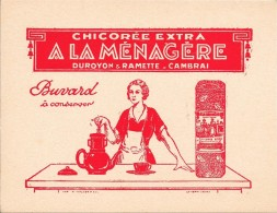 CHICOREE EXTRA -  A LA MENAGERE  - DUROYON & RAMETTE - CAMBRAI - C