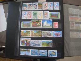 Nouvelle Caledonie Timbres Oblitéres Cote 107,70 Euros - Nouvelle-Calédonie
