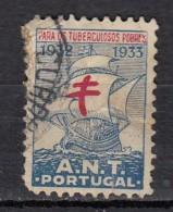 Portugal  Timbres Antiturberculeux - Non Classés