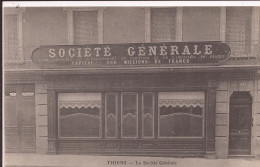 THIERS SOCIETE GENERALE - Thiers