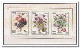 Irak 2007, Postfris MNH, Flowers - Irak