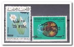 Irak 1975, Postfris MNH, Flowers - Irak