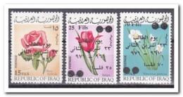 Irak 1971, Postfris MNH, Flowers - Irak