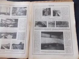 """Le Monde Et La Science N 9 Ingenieur """" Tour De Londre Portland Le Havre """" Assainissement """" Le Havre """" Assistance Publiqu - Encyclopédies"""