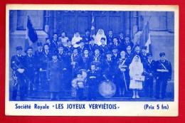 Verviers. Harmonie. Société Royale: Les Joyeux Verviétois - Verviers