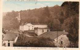 CPA - Environs De DARNEY (88) - Vue De La Hutte, Chapelle Et Forges , Vallée De L'Ourche En 1947 - Darney