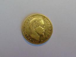 Napoléon III, 10 FRANCS OR, Tête Laurée 1862 A. TB+ TB+ PAYPAL  GRATUIT - France