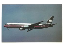 Aeromexico Boeing B-767 Frankfurt Airport - 1946-....: Ere Moderne