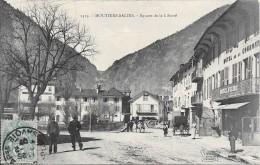 MOUTIERS - SALINS : Square De La Liberté - Moutiers