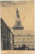 Gembloux NA17: Le Beffroi Pendant L'Incendie 1905 - Gembloux
