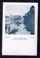 Palestina *Monte Tabor...* Ed. Pedro Riera, Abaixadors 11. Barcelona. Serie A. Nueva. - Palestina