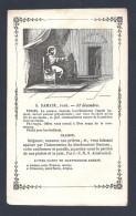 La Vie Des Saints Edition Fin XIX ème  St DAMASE   ( 11 Décembre ) - Santini