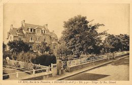 Le Roc, Rue De La Pionnière à Dinard - Photo Waléry - Carte Non Circulée - Dinard