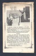 La Vie Des Saints Edition Fin XIX ème  St HUGUES ( 1 AVRIL ) - Santini
