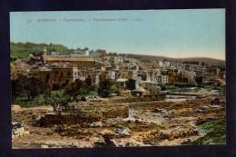 Palestina. Hebron *Panorama* Nueva. - Palestina
