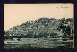 Palestina. Jaffa *Vista General* Nueva. - Palestina