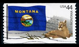 Etats-Unis / United States (Scott No.4304 - Drapeaux Des états Americains / State Flags) (o) - United States