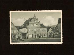 OTTWEILER . SAAR . SCHLOSSPLATZ - Kreis Neunkirchen