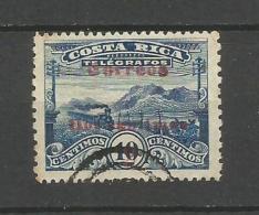 COSTA RICA YVERT NUM. 88A USADO - Costa Rica