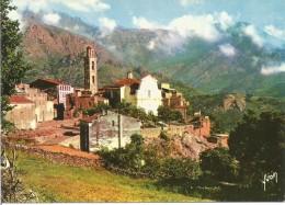 """CP - MONTEMAGGIORE ( Corse ) """" Le Village 1978 """" - Autres Communes"""