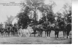 LUNEVILLE  L'Artillerie De La 2è Division De Cavalerie - Luneville