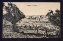 Palestina. Jerusalem *Coté Nord* Nueva. - Palestina