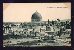 Palestina. Jerusalem *Jerusalén. La Mezquita De Omar* Nueva. - Palestina