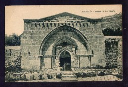 Palestina. Jerusalem *Jerusalén. Tumba De La Virgen* Nueva. - Palestina