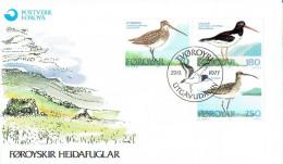 FAROE ISLANDS  #FDC FROM 1977 - Faroe Islands