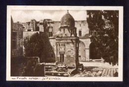 Palestina. Jerusalem *Fuente Árabe* Nueva. - Palestina