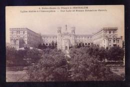 Palestina. Jerusalem *Notre-Dame De France à...* Nueva. - Palestina