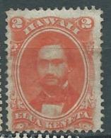 Hawai - Yvert N°23  (*)  ABC11111 - Hawaii