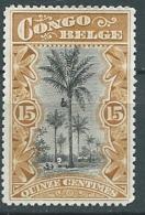 Congo Belge    - Yvert N°52 (*)  ABC11120