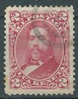Hawai    - Yvert N°30 Oblitéré  ABC11120 - Hawaii