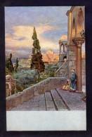 Palestina. Jerusalem *Blick Auf Jerusalem Vom Temelplatz...* Nueva. - Palestina