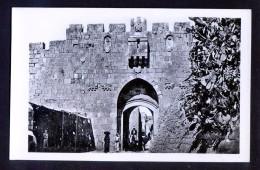 Palestina. Jerusalem *Arco De San Esteban* Nueva. - Palestina