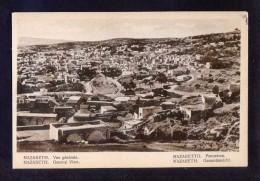 Palestina. Nazareth *Vue Générale* Nueva. - Palestina