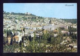 Palestina. Nazareth *General View...* Circulada 1982. - Palestina